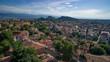 Aerial view of Plovdiv, Bulgaria, October 26, 2018 - 232116978