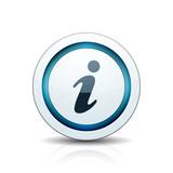 i Info button illustration - 232119127