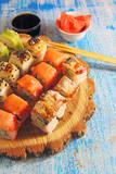 sushi set four dragon © s1208tan