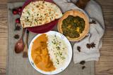Handmade Indian curry chicken rice - 232123125