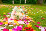 Bouquet coloré. - 232127383