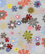 floral seamless pattern - 232129385