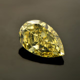 Yellow Pair Diamond