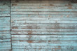 White old weathered wooden planks wall as background - 232164940