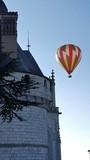 Montgolfière sur La Loire - 232167193