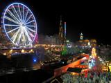 Fototapeta City - Edynburg przed świętami. © Janusz