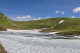 Wandern in den Bergen - 232185536