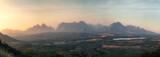 Golden panorama Spain - 232208107