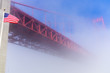 The Fog view at Golden Gate Bridge