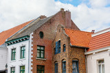 old buildings in Roermond, Netherlands - 232228910