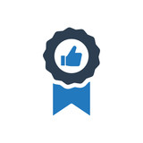 Quality guarantee icon - 232231529