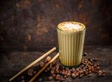 Spice chai latte - 232255349