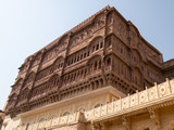 Image Of Mehrangarh Fort, Shot At Jodhpur
