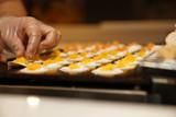 Cooking Fresh Thai Crispy Pancake., Bangkok, Thailand. - 232332523