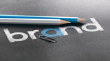 Marketing Strategy Concept, Company Brand Building and Logo Design - 232333509