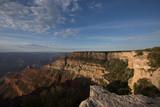 Grand Canyon, Arizona, USA  iconic landscape. Scenic sunset view