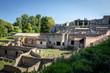 Roman ruins Pompeii