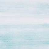Light blue watercolor texture background, hand painted. - 232360779