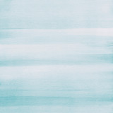 Light blue watercolor texture background, hand painted. - 232361190