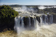 View of the Iguazu Falls, one of the Natural Seven Wonders of the World - 232365167