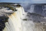 General View of the Iguazu Falls
