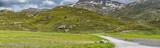 Am Gipfel des Simplon Passes Schweiz / Italien 6