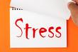 Leinwanddruck Bild -  What Is Stress