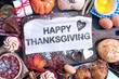 Happy thanksgiving  meal - 232468997