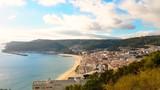 Vista panoramica de Sesimbra Portugal - 232485993