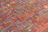 red old Brick stones - 232510937