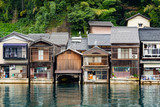 Traditional Buildings in ine Kyoto - 232580589