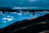 ghiacciaio e laguna di ghiaccio fjallsarlon skaftafell