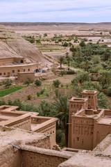 Ajt Bin Haddu, maroko,