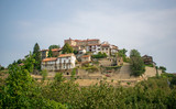 Piemonte village on a hill - 232660163