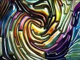 Diversity of Iridescent Glass - 232690100
