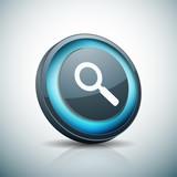 Search button illustration - 232706321