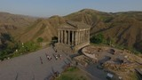 The Hellenic temple of Garni in Armenia - 232722905