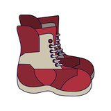 Winter boots equipment - 232725559