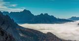 torrent de nuage , Dolomites - 232794948