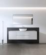 Leinwanddruck Bild - Sink vanity contemporary style.