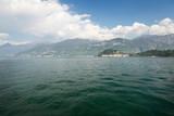 Sunny Lake Como landscape - 232839127