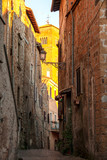 the old town of Sutri in Lazio, Italy - 232844198