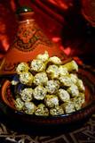 Middle east Arab Turkish Jewish sweets. Hina - 232846311