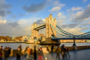 London Tower Bridge , London UK © Iliya Mitskavets