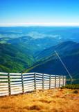 Mountain Low Tatras National Park.
