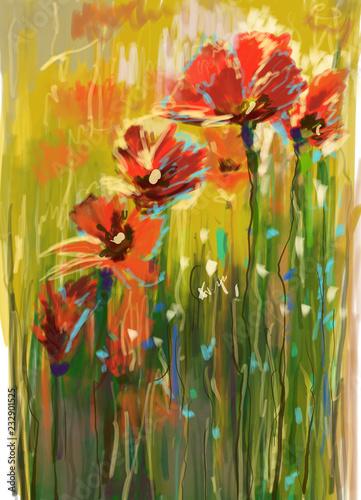 flower hand drawn illustration,art design © jim80