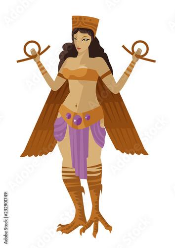 ishtar mesopotamia goddess  - 232901749