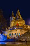 Fisherman Bastion in Budapest Hungary - 232921166