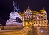 Parliament in Budapest Hungary - 232921169