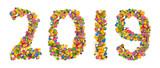 2019 made of confetti - 232921192
